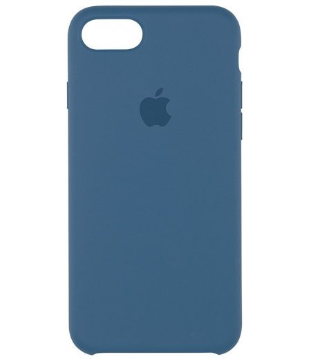 Apple MMWW2ZM/A Silicone Phone Case (Ocean Blue)