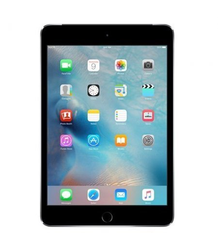 Apple iPad Mini 4 Tablet (7.9 inch, 128GB, Wi-Fi Only), Space Grey