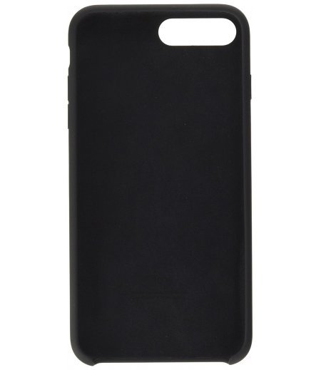 Apple MMQR2ZM/A Silicone Phone Case (Black)