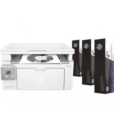 HP LaserJet Ultra M134a Monochrome Multi-Functional Laser Printer
