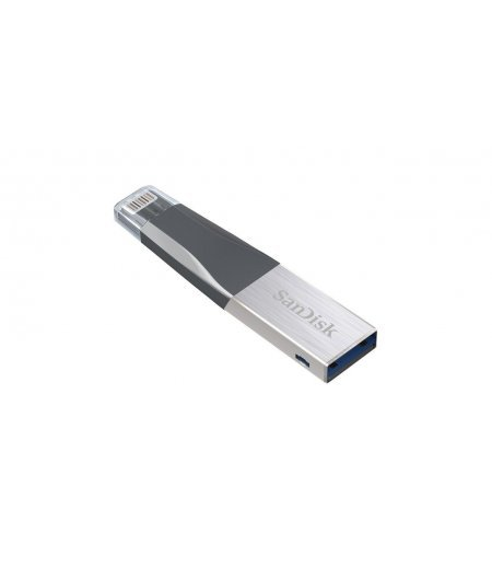 SanDisk iXpand Mini 32GB USB 3.0 Flash Drive for iPhone and Computer