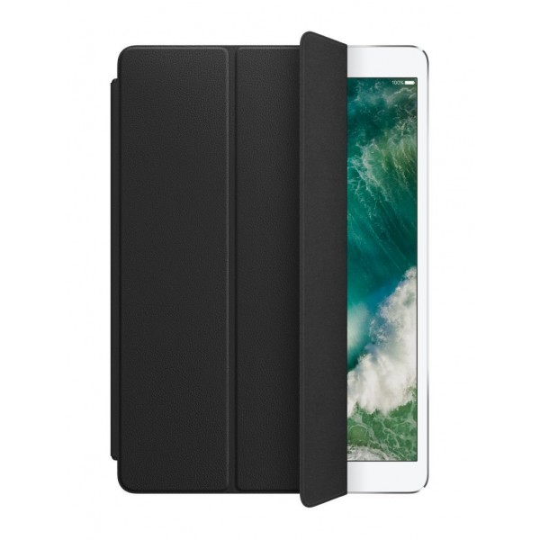 """Apple Leather Smart Cover for 10.5"""" iPad Pro - Black Accessories"""