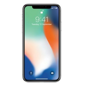 Apple iPhone X (Silver, 64GB) iPhone X