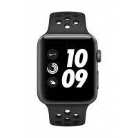Apple Watch Nike+ GPS 42mm Smart Watch (Space Grey Aluminum Case, Anthracite/Black Nike Sport Band)