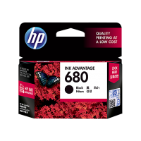 HP Cartridge 680 Blk