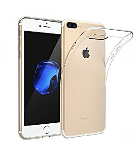 Silicon clear case for iPhone 7 Plus