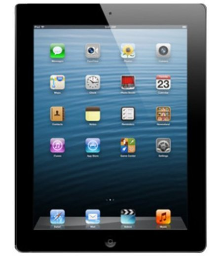 Apple MD368HN/A Tablet (9.7 inch, 64GB, Wi-Fi+3G+Voice Calling), Black