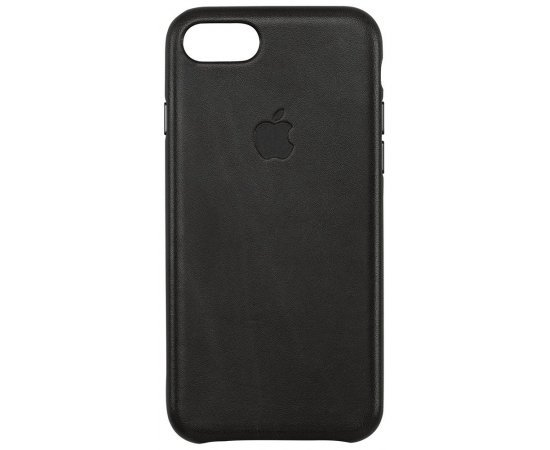 Apple MMY52ZM/A Leather Phone Case (Black)