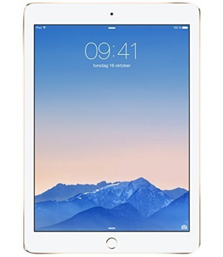 Apple iPad Air 2 Tablet (9.7 inch, 16GB, Wi-Fi Only), Gold