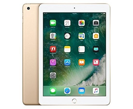 Apple iPad Tablet (9.7 inch, 32GB, Wi-Fi + 4G LTE + Voice Calling), Gold