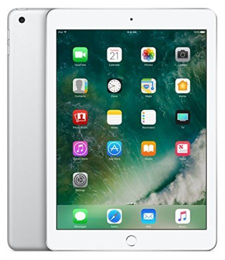 Apple iPad Tablet (9.7 inch, 32GB, Wi-Fi), Silver