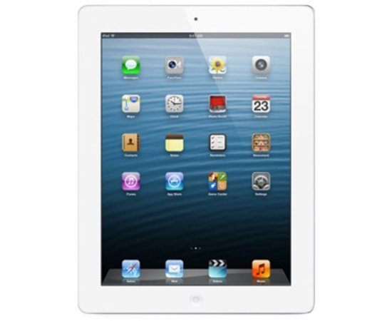 Apple iPad (White, 64GB, 3G, WiFi + Cellular)