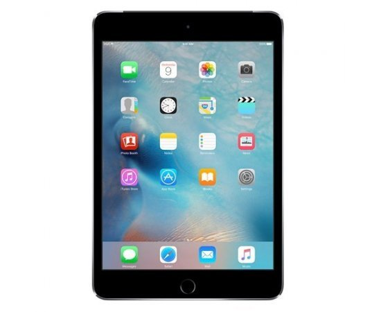 Apple iPad mini 4 Tablet (7.9 inch, 128GB, Wi-Fi+3G+Voice Calling), Space Grey