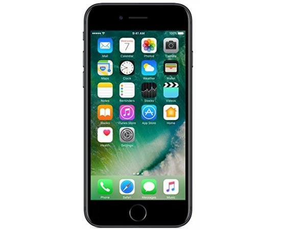 Apple iPhone 7 (128GB, Black)