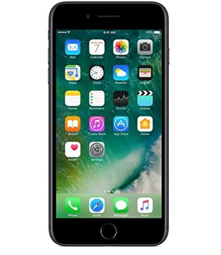 Apple iPhone 7 Plus (Black, 32GB)
