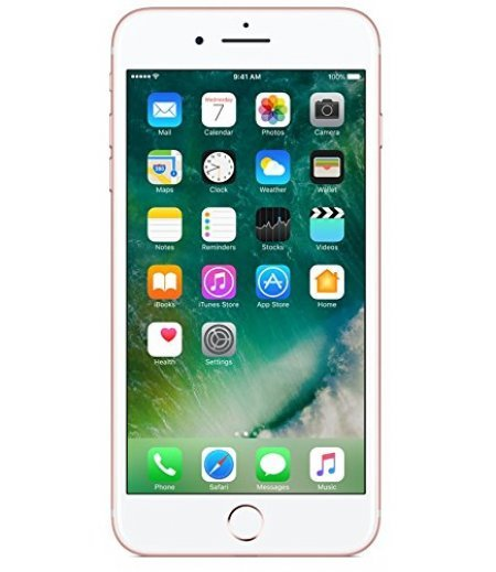 Apple iPhone 7 Plus (Rose Gold, 128GB)