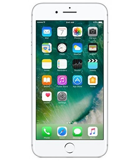 Apple iPhone 7 Plus (Silver, 128GB)