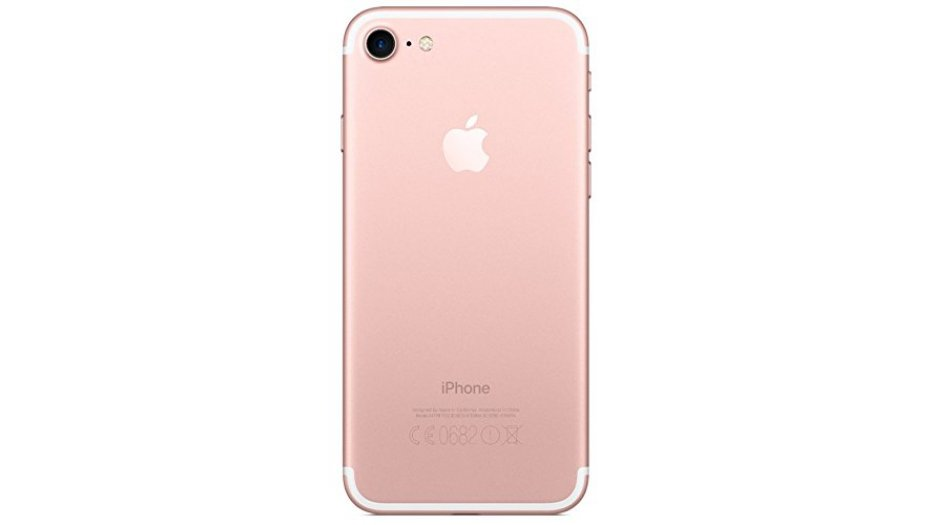 Apple iPhone 7 (128GB, Rose Gold) Mobiles