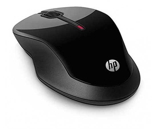 HP X3500 Wireless Mouse (Black)