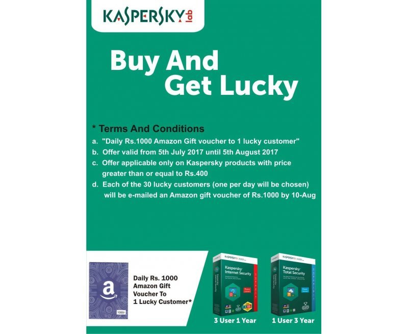 Kaspersky Anti-Virus Latest Version - 1 PC, 1 Year (CD)