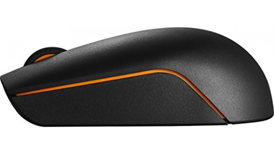Lenovo 300 Wireless Compact Mouse Keyboard & Mouse