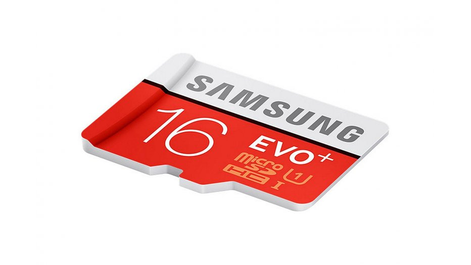 Samsung EVO Plus 32GB microSD Card, Red/Grey with adapter Storage | Pen Drive | SSD