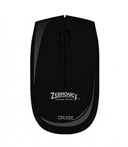 Zebronics 2.4Ghz Wireless Optical Mouse
