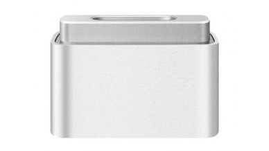 Apple MD504ZM/A MagSafe to MagSafe 2 Converter (White)