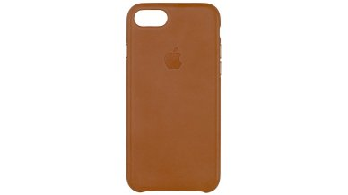 Apple MMY22ZM/A Leather Phone Case (Saddle Brown)