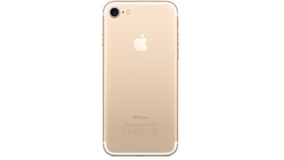 Apple iPhone 7 (32GB, Gold) Mobiles