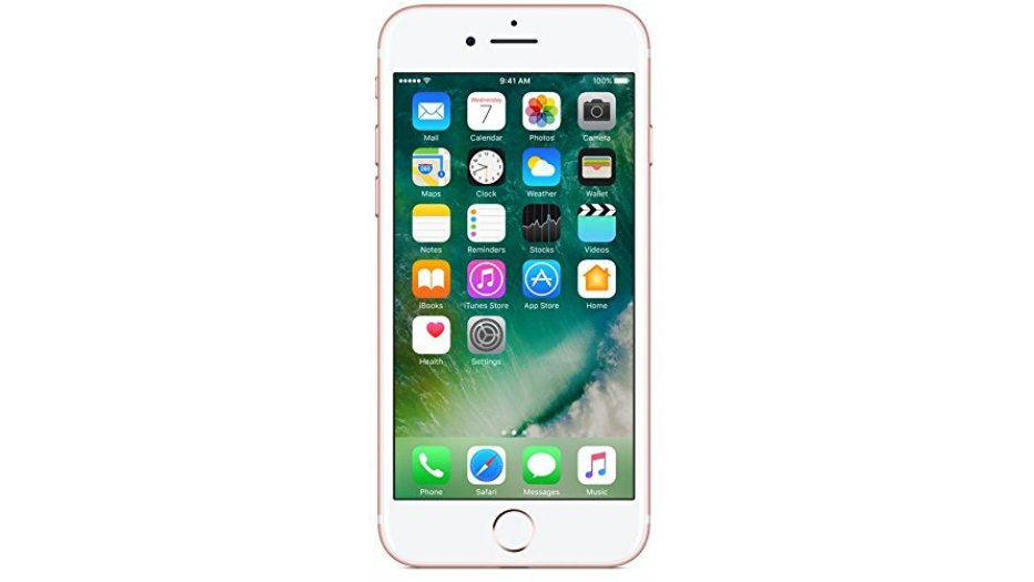 Apple iPhone 7 (32GB, Rose Gold) Mobiles