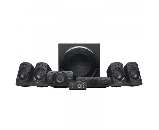 Logitech Z906 5.1 Channel Surround Speaker System