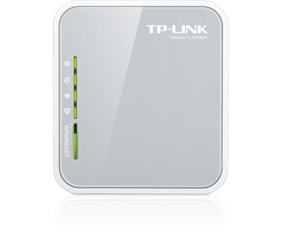 TP-Link TL-MR3020 Mini Pocket 3G/4G Wireless Router (Grey)