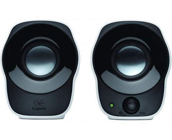 Logitech Stereo Speakers Z120, USB Powered