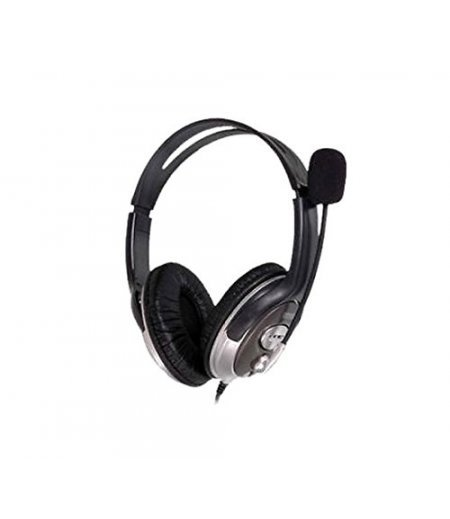 HP B4B09PA Headphones with Mic