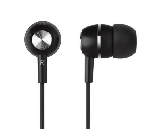 Creative CT-EP-600 in-Ear Earphones (Black)