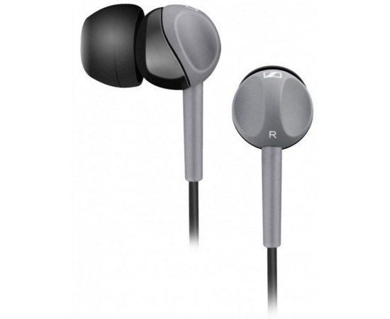 Sennheiser CX 180 Street II In-Ear Headphone (Black), without Mic