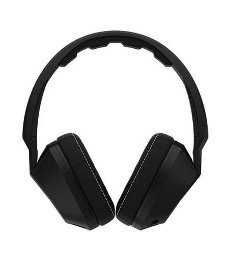 Skullcandy S6SCDZ-003 Crusher Over-Ear Headphone (Black)