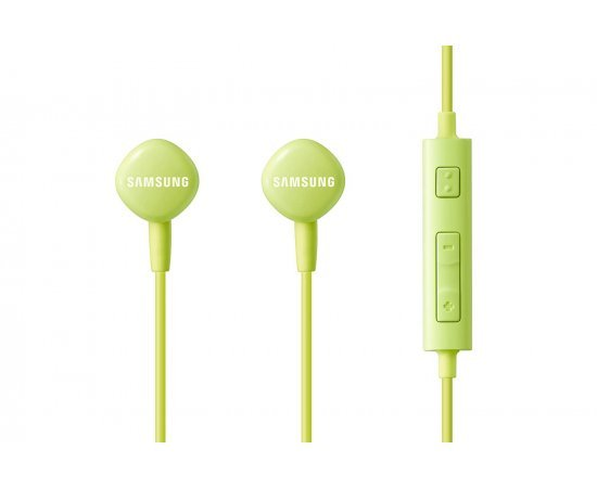Samsung HS-1303 in-Ear Volume Control Handsfree (Green)
