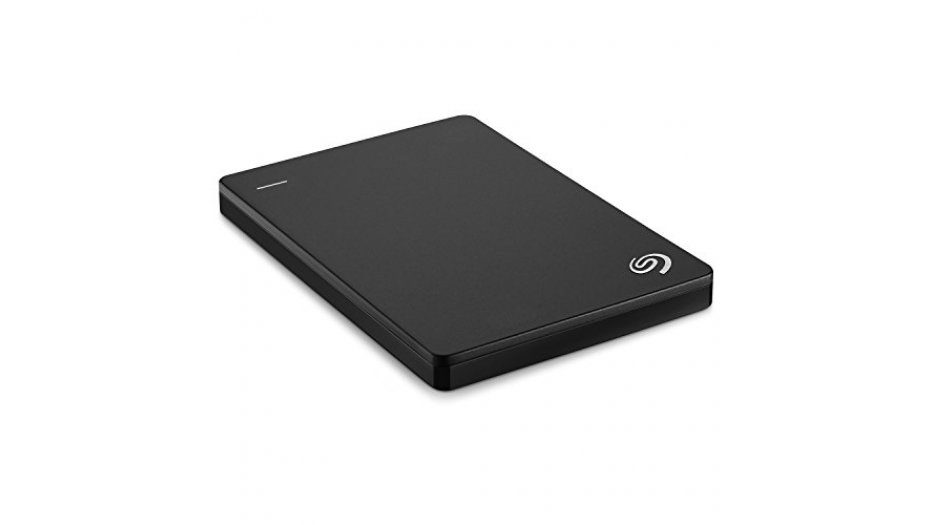 Seagate 1TB Backup Plus Slim USB 3.0 Portable 2.5 Inch External Hard Drive for PC and Mac with 2 Months Free Adobe Creative Cloud Photography Plan - Black Storage | Pen Drive | SSD