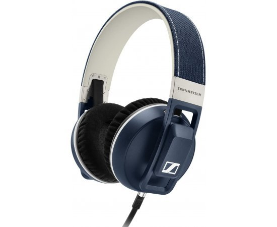 Sennheiser Urbanite XL Over-Ear Headphones for iOS Devices - Denim