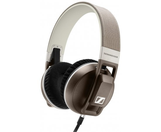 Sennheiser Urbanite XL Over-Ear Headphones for iOS Devices (Sand)