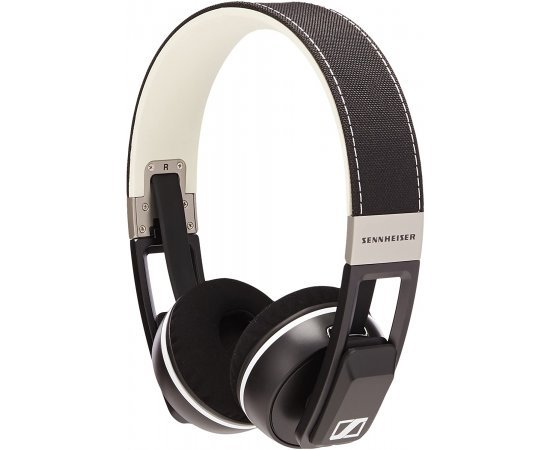 Sennheiser Urbanite Black   On-Ear Headphones - Black
