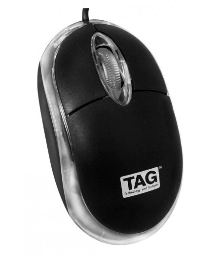 TAG 837 Usb Mouse (black)