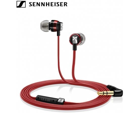 Sennheiser CX 3.00 Red In-Ear Canal Headphone