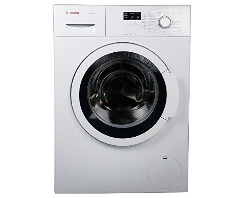 Bosch WAK20060IN Fully-automatic Front-loading Washing Machine (7 Kg ,White)
