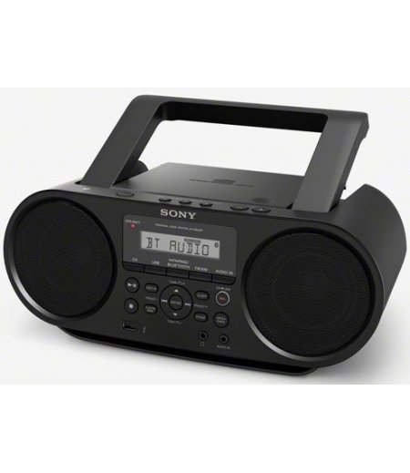 Sony ZS-RS60BT MP3 CD Radio Player with USB
