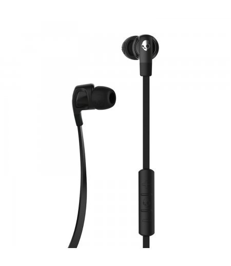 Skullcandy S2PGHW-521 In-Ear Wireless Headphones (Black/Red)