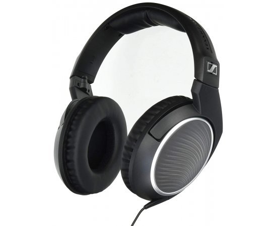 Sennheiser HD-471-I Over-Ear Headphones for iOS (Black)