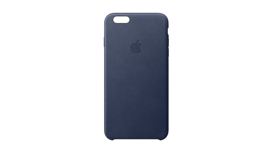 Apple MKXU2ZM/A Leather Mobile Case for iPhone 6s (Midnight Blue) iAccessories